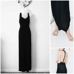 Giorgio Armani Harem Low Crotch Dress